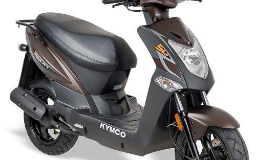Kymco Agility FR E4 1